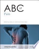 Abc Of Pain book