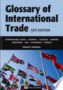 international relations glossary Introduction to international relations glossary click on the letter the fact that in international relations there is no centralized authority.