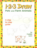 1 2 3 Draw Pets and Farm Animals