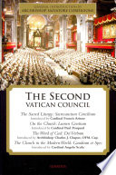 vatican council essay Under the council's version of this teaching, known as collegiality, the papacy had the final word, but others in the church, from the bishops to the priests and the laity, had a voice, too.