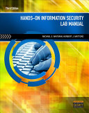 Hands On Information Security Lab Manual