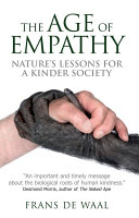 The Age Of Empathy : for relentless and ruthless competition... frans...