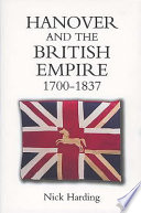 Hanover and the British Empire, 1700-1837