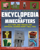 The Ultimate Unofficial Encyclopedia for Minecrafters Book