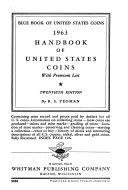 Blue Book of United States Coins