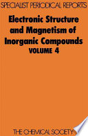 Electronic Structure and Magnetism of Inorganic Compounds