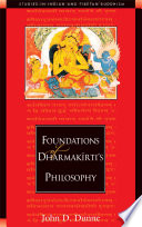 Foundations of Dharmakirti s Philosophy