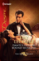 Dante s Honor Bound Husband Book PDF