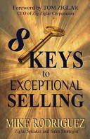 Ebook 8 Keys to Exceptional Selling Epub Rodriguez Mike Apps Read Mobile