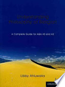 Understanding Philosophy of Religion  Understanding Philosop