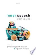 Inner Speech Book PDF