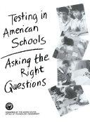 Testing in American schools