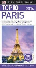 Top 10 Eyewitness Travel Guide - Paris