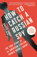 How to Catch a Russian Spy Book