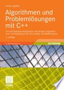 Algorithmen und Probleml  sungen mit C