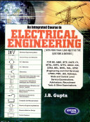 An Integrated Course In Electrical Engineering  3rd Edition