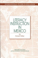 Literacy Instruction in Mexico
