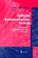 Optische Kommunikationstechnik