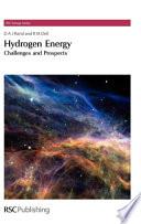 Hydrogen Energy book