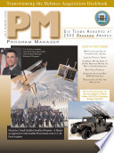 PM  Program Manager  Online  July August 2002 Issue
