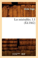 Les Miserables  1 1  Ed 1862