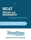 MCAT Biology and Biochemistry Strategy and Practice