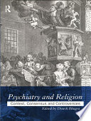 Psychiatry and Religion
