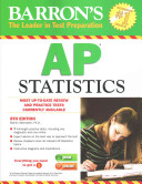 Barron s AP Statistics  8th Edition
