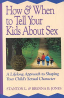 How   when to Tell Your Kids about Sex