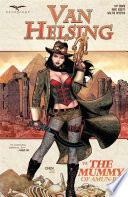 Van Helsing Vs The Mummy Of Amun Ra