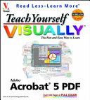 Teach Yourself Visually Adobe Acrobat 5 PDF