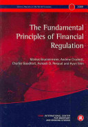 The Fundamental Principles of Financial Regulation