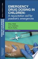 Emergency Drug Dosing in Children