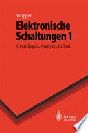 Elektronische Schaltungen 1 book