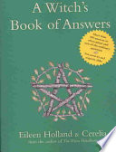 A Witch s Book of Answers