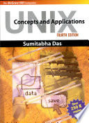 Unix concepts and applications