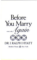 Before you marry     again