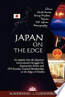 Japan On The Edge