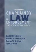 Chaplaincy in Law Enforcement