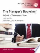 The Manager s Bookshelf