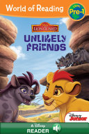 World of Reading  The Lion Guard  Unlikely Friends