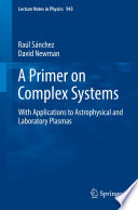 A Primer on Complex Systems