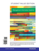 Management Information Systems  Student Value Edition