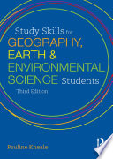 Study Skills for Geography  Earth and Environmental Science Students