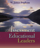 Assessment for Educational Leaders