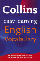 Collins Easy Learning English Vocabulary