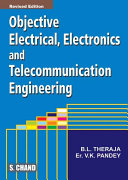 Electrical Electronics And Telecommunication Engineering  Objective Type