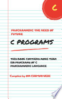 C Programs All Programs Of C Programming Language
