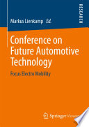Conference on Future Automotive Technology