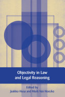 Objectivity in Law and Legal Reasoning